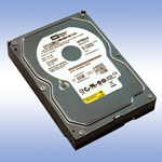 "������� ���� 3,5"" Western Digital 160Gb SATA-II 7200rpm"